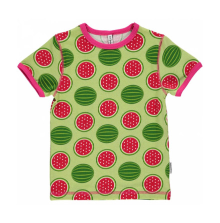 Maxomorra Top SS Watermelon