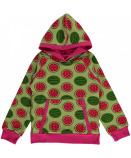 Maxomorra Hoodie Watermelon