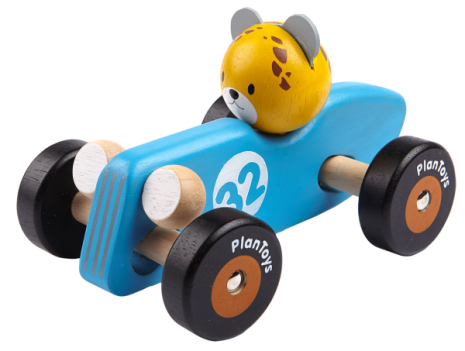 Plan Toys Cheetah Racing Car