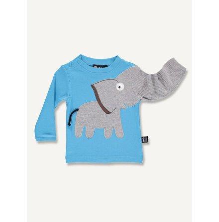UBANG Baby Elephant Tee Blue