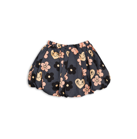 Mini Rodini Flowers Woven Skirt