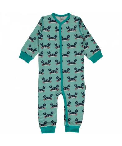 Maxomorra Pyjamas LS Crab
