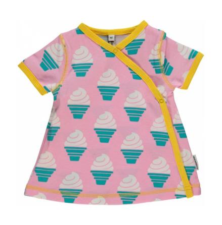 Maxomorra Dress Wrap Icecream