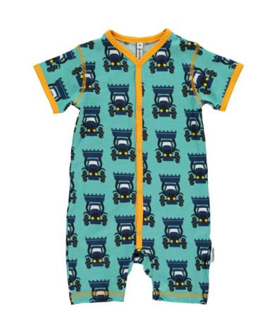 Maxomorra Pyjamas SS Tractor