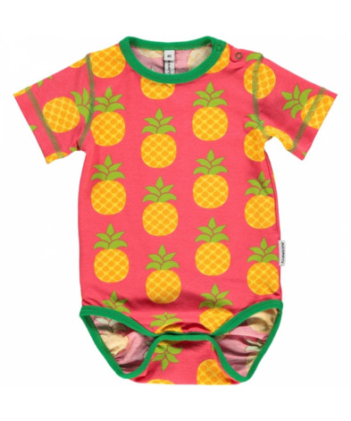 Maxomorra Body SS Pineapple