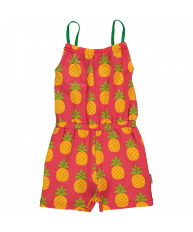 Maxomorra Jumpsuit Pineapple
