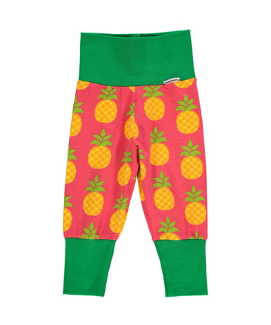 Maxomorra Babybyxa Pineapple