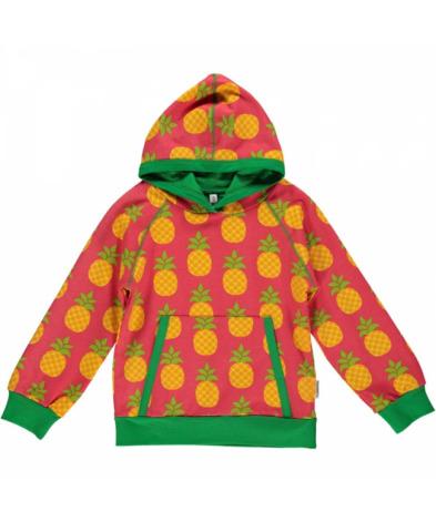 Maxomorra Hoodie Pineapple