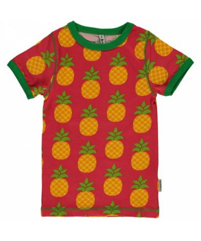 Maxomorra Top SS Pineapple