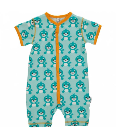 Maxomorra Pyjamas SS Seal