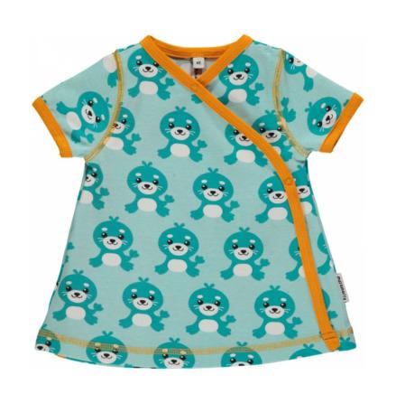 Maxomorra Dress Wrap Seal