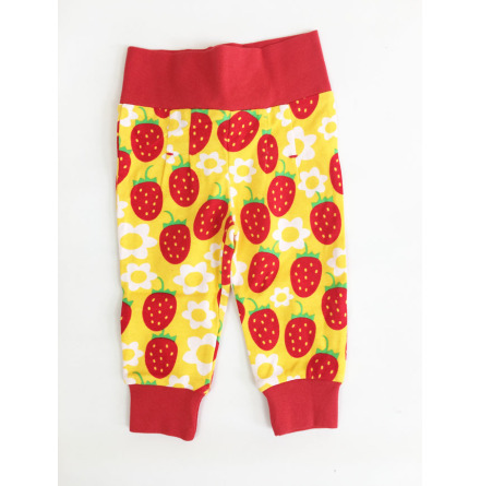 Duns Babypants Strawberry Yellow