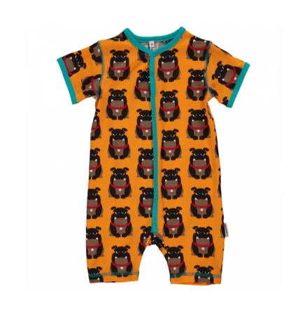 Maxomorra Pyjamas SS Bulldog