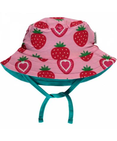 Maxomorra babysolhatt Strawberry