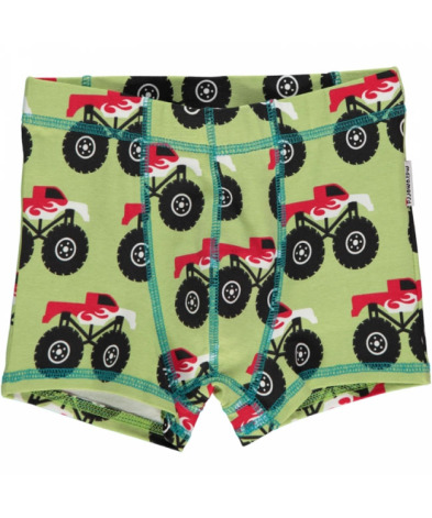 Maxomorra Boxer Monster Trucks