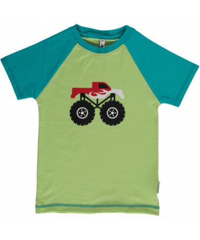 Maxomorra Top SS Print Monster Truck