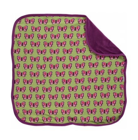 Maxomorra Blanket Butterfly