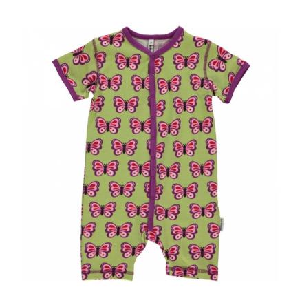 Maxomorra Pyjamas SS Butterfly