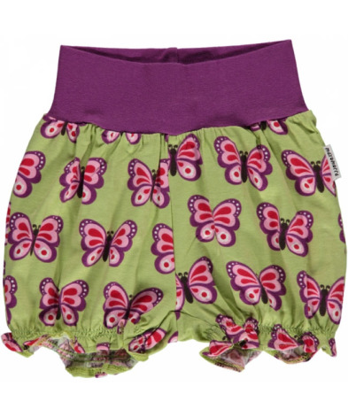 Maxomorra Shorts Butterfly
