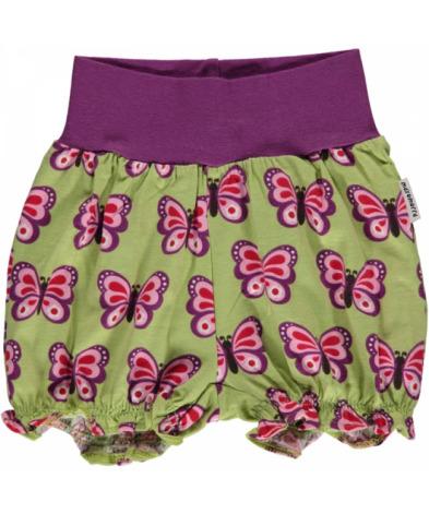 Maxomorra Shorts Butterfly