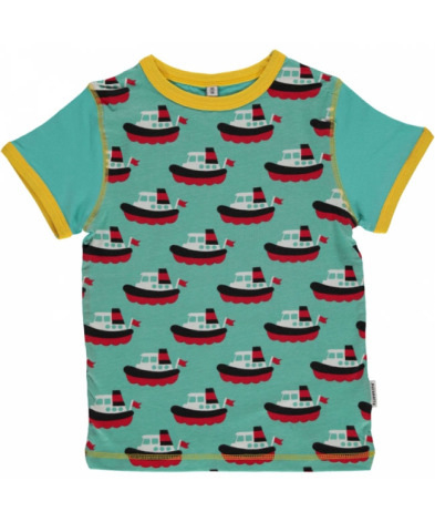 Maxomorra Top SS Boat