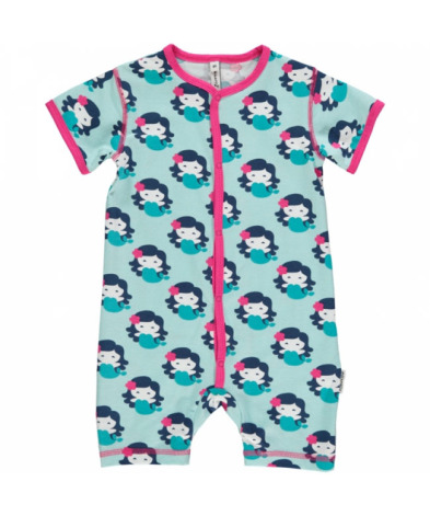Maxomorra Pyjamas SS Mermaid