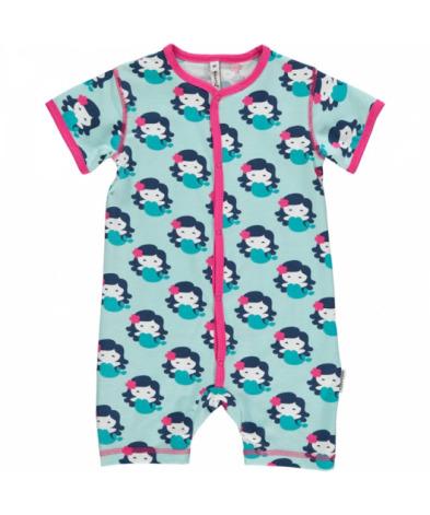 Maxomorra Pyjamas SS Mermaid