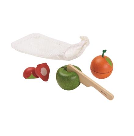 Plan Toys Frukt set