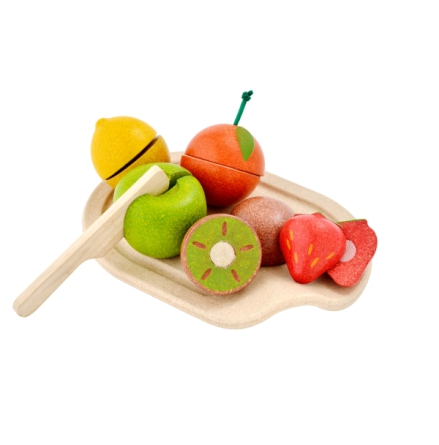Plan Toys Assorted Fruit set