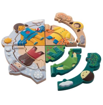 Plan Toys Weather Dressup