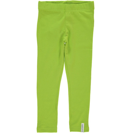Maxomorra Leggings Bright Green