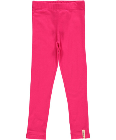 Maxomorra Leggings Bright Cerise