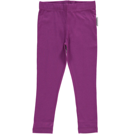 Maxomorra Leggings Purple