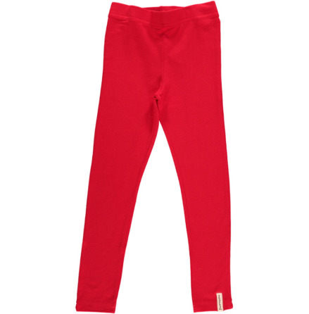 Maxomorra Leggings Red