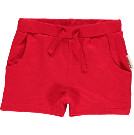 Maxomorra Shorts Red