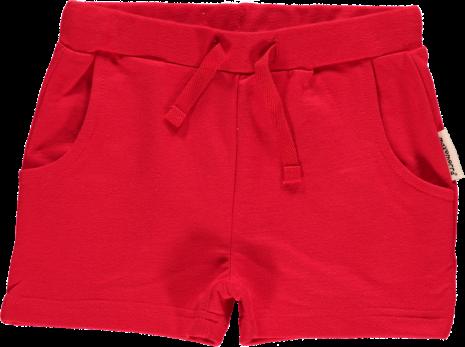Maxomorra Shorts Red