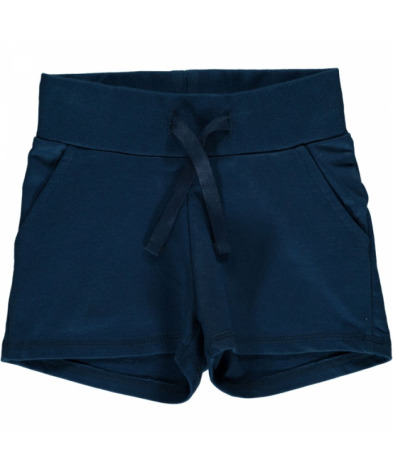 Maxomorra Shorts Dark Blue