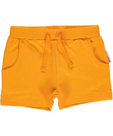 Maxomorra Shorts Orange
