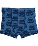 Maxomorra Boxer Cars Blue
