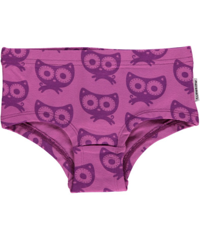 Maxomorra Hipster Cat Purple