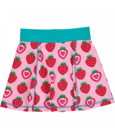 Maxomorra Kjol Strawberry