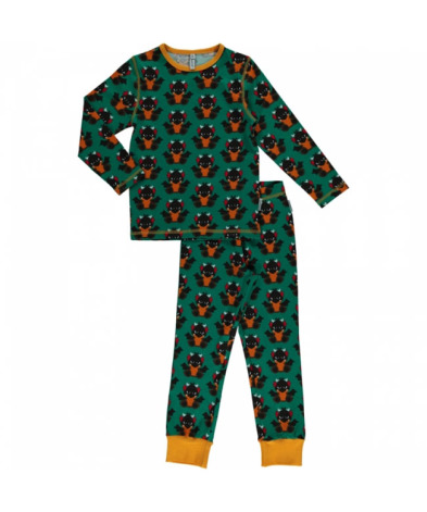 Maxomorra Pyjamas Set LS Dragon