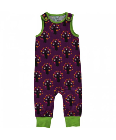 Maxomorra Playsuit Oak Tree