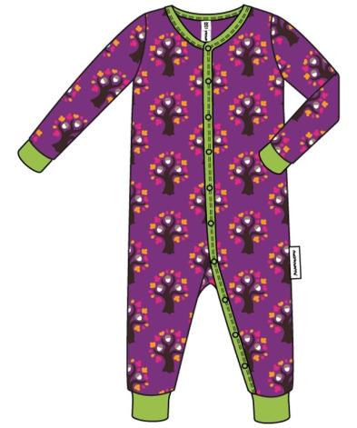 Maxomorra Pyjamas LS Oak Tree