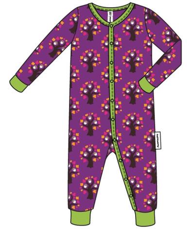 Maxomorra Pyjamas LS Oak Tree