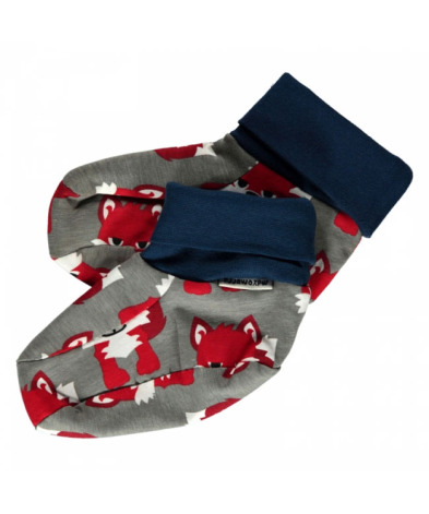 Maxomorra Footies Fox