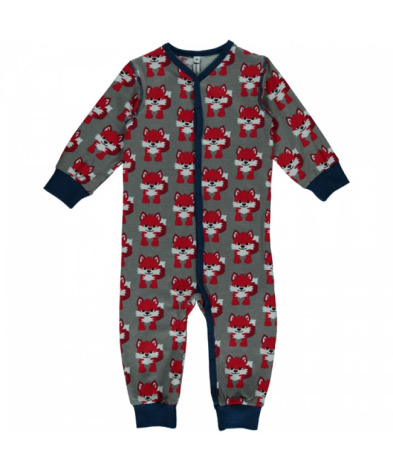 Maxomorra Pyjamas LS Fox