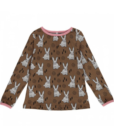 Maxomorra Top LS Rabbit