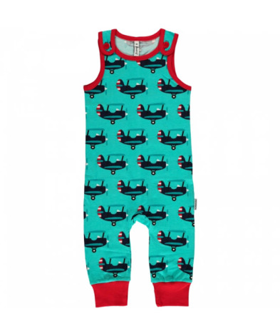 Maxomorra Playsuit Plane