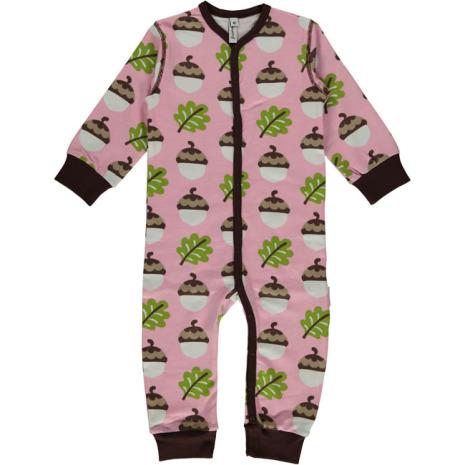 Maxomorra Pyjamas LS Acorn
